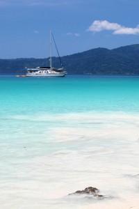 Cataleya burma snorkeling boat