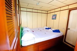 Deep Andaman Queen VIP double cabin