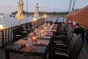 Diva Andaman dining