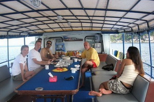 Scuba Adventure Cheap Myanmar liveaboard