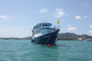 Scuba Adventure Cheap Burma liveaboard
