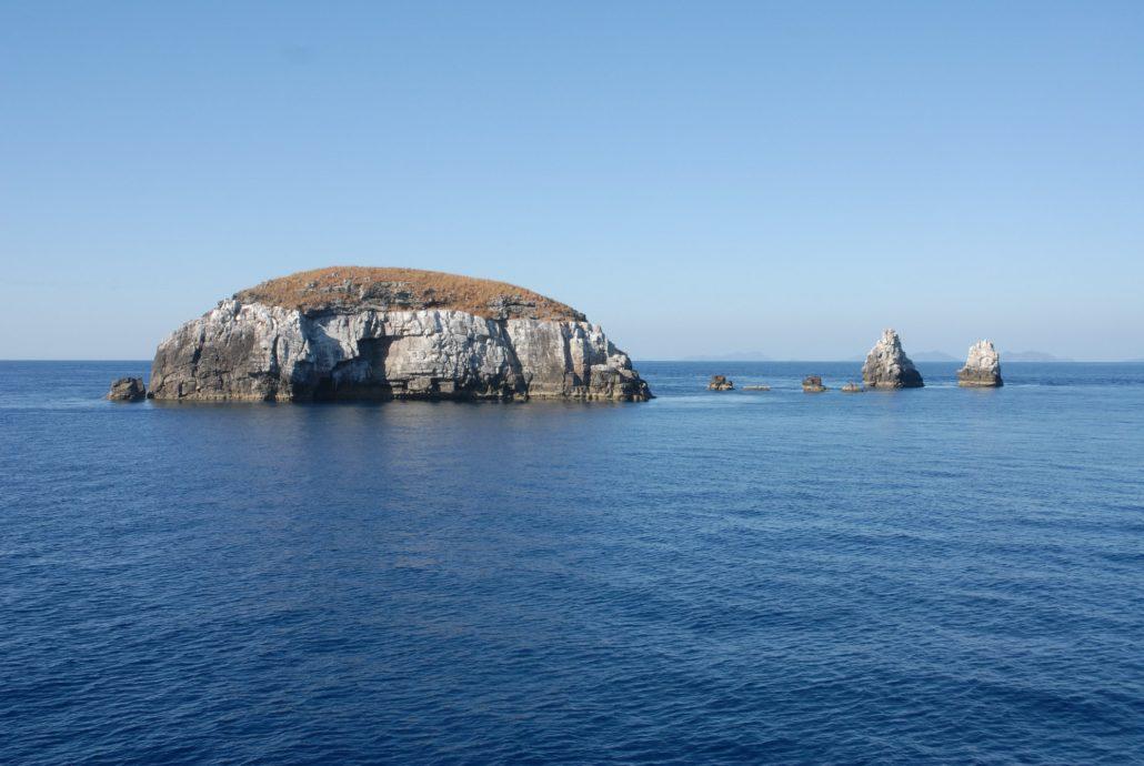 Mergui archipelago Western Rocky