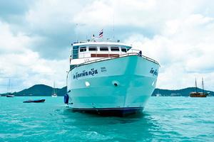 Deep Andaman Queen Burma Liveaboard