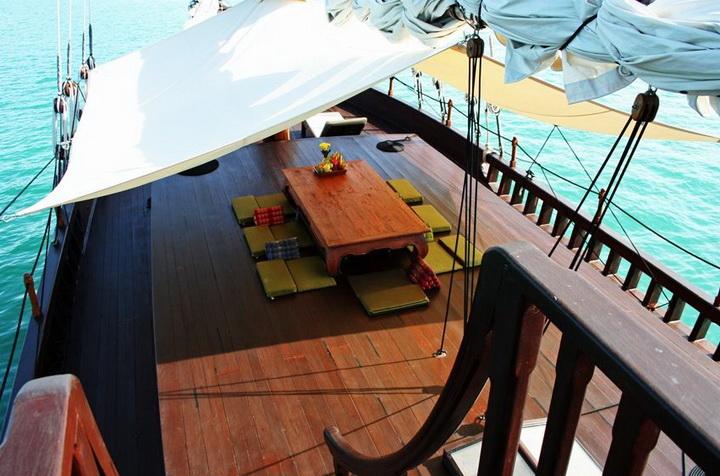 Diva Andaman upper deck
