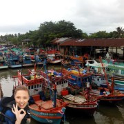 Thailand fishing strike