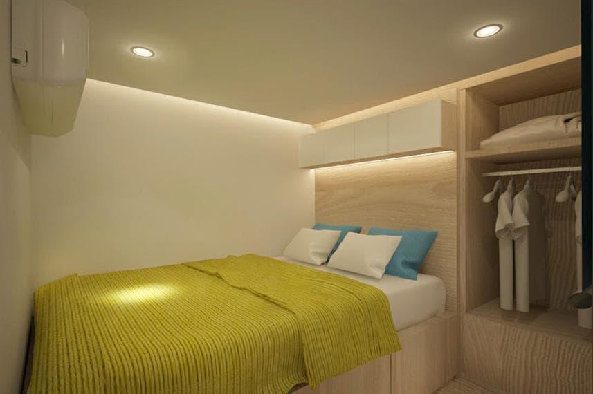 Deep Andaman Queen II - deluxe double cabin