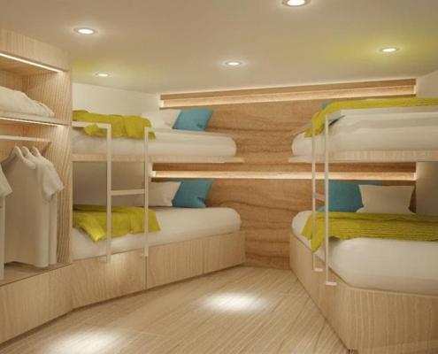 Deep Andaman Queen II - quad cabin
